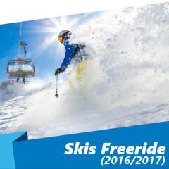 Skis freeride 2017 (femmes) - ©Lukas Gojda