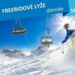Dámske freeridové lyže - skitest 2016/2017 - ©Lukas Gojda