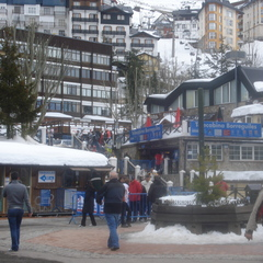Sierra Nevada ESP main square