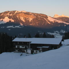 St Johann AUT scenic