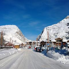 Val d 39 is re plan des pistes de ski val d 39 is re - Office du tourisme val d isere ...