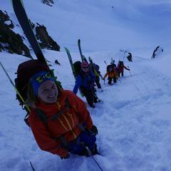 Haute Route fra Chamonix til Zermatt - ©Mattias Erlandson
