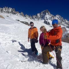 Haute Route fra Chamonix til Zermatt - ©Maren Myre Baksaas