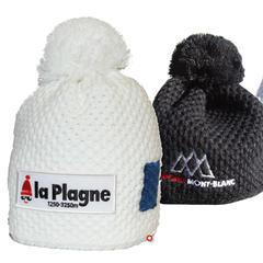 Bonnets des stations de ski