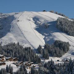 Notre dame de bellecombe plan des pistes de ski notre - Office tourisme notre dame de bellecombe ...