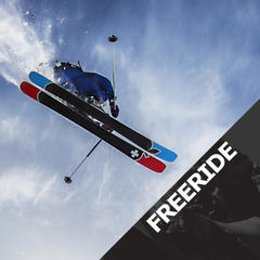 Gamme FREERIDE Movement - ©Movement skis
