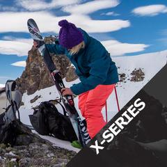 Gamme X-SERIES Movement - ©Movement skis