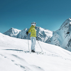 Osttirol Skifahren