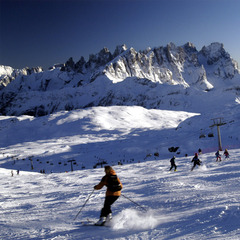 Five reasons to ski Cortina d'Ampezzo