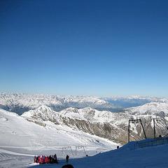 Skiopening am Hintertuxer Gletscher - ©Markus Hahn