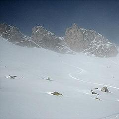 Schneesturm - ©PROGRAMAT