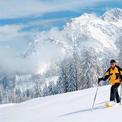 Schneeschuhwanderer in Kärnten - ©Kärnten_Gerdl