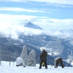 Spectacular Vail mountain view