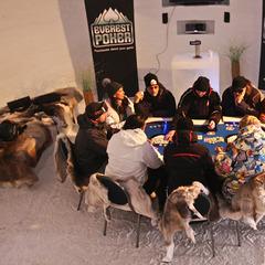 Eiskaltes Pokervergnügen am Kitzsteinhorn: Iglu-Poker-Package verlost