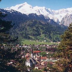 Panorama von Garmisch-Partenkirchen - ©Garmisch-Partenkirchen Tourismus