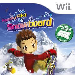 Wii Family Ski & Snowboard