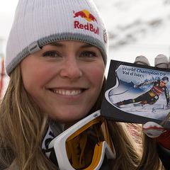 Lindsey Vonn - ©US-Skiteam