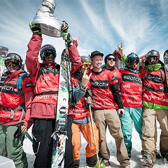 Team Americas Wins 2012 SWATCH SKIERS CUP - ©Swatch Skiers Cup