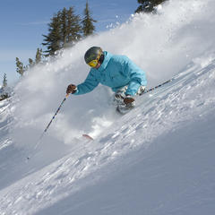 Early-Season Skiing: Mammoth Mountain, California