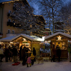 Seefeld Christmas market.