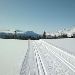 Oppdal Nordic Skiing oct 2012