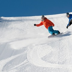 Top snowboarding resort: Squaw Valley