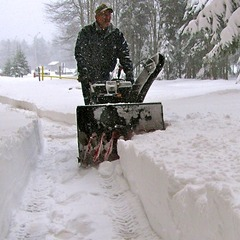 Snowshoe got more than a foot of snow from Hurricane Sandy. There's not a ton of snow in the forecast for this weekend, but snow is on the way next week.