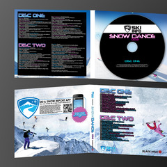 Snow Dance 3 - bass edition - ©Black Hole Recordings