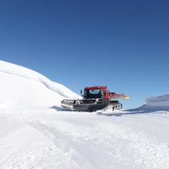After the big early November snowfalls, Montgenevre has a great base. Photo taken Nov. 15, 2012