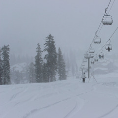 Kirkwood Mountain Resort opened up for the season on Friday Nov. 16. The resort that receives the most annual snow in Tahoe, 600