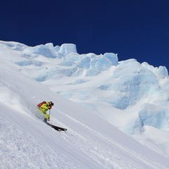 World class Heli-Skiing at Alaska Backcountry Adventures - ©Howard Stoddard/Alaska Backcountry Adventures