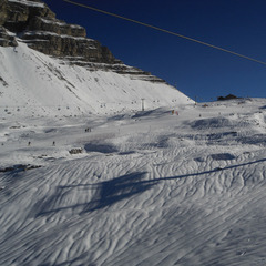 Ski opening in Madonna di Campiglio, Nov 17, 2012
