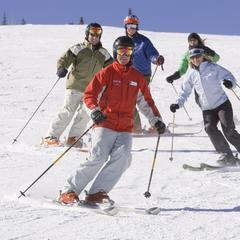 Come diventare maestro di sci?