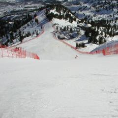 2002 Winter Olympics at Snowbasin