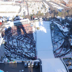 Four Hills Tournament in Innsbruck 2010