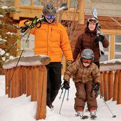 Panorama Mountain Village, BC. Photo courtesy of Panorama Mountain Village.