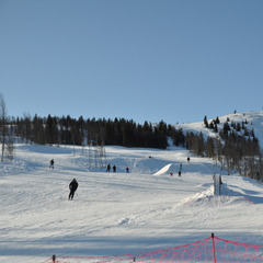 Golsfjellet Bualie Skisenter