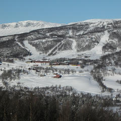 Skarslia ski resort