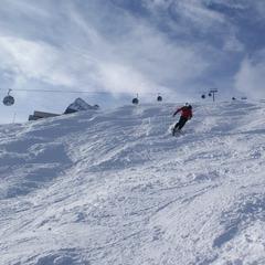 Skifahren in Gargellen - ©Gernot Schweigkofler
