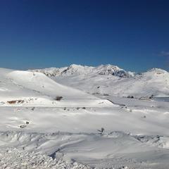 Lessinia - Malga San Giorgio, Veneto - Neve fresca di Gennaio - ©Consorzio Belle Dolomiti