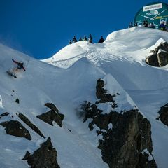 Freeride World Tour 2013 - Chamonix (FR)