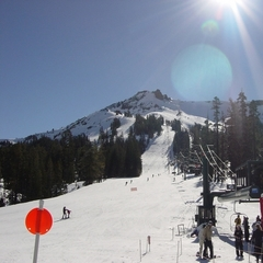 Kirkwood slopes