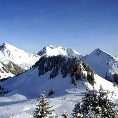 Praz de Lys - Sommand ski area