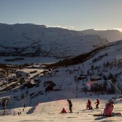Eikedalen Skisenter 01.02.2013 - ©Jan Petter Svendal
