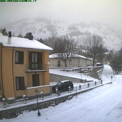 Campo Felice - webcam 12.02.13