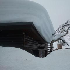 Powder in La Plagne. Feb. 12, 2013