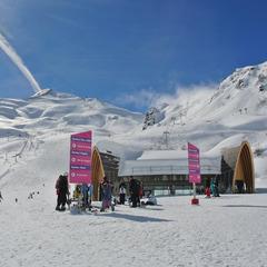 Point neige dans les Pyrénées (14/02/2013)