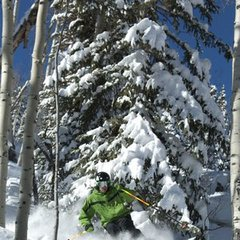 - ©Photo courtesy Tom Stillo/Powderhorn Resort.