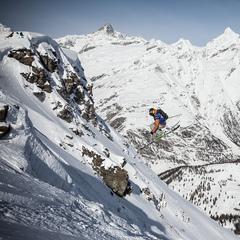 Richard Permin. - ©D.Daher/swatchskierscup.com