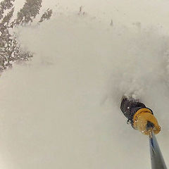 Gettin' Deep at the Telluride Ski Resort - ©Telluride.com